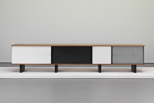 PHILLIPS : UK050111, Charlotte Perriand, Unique monumental 'Bahut' sideboard, from the Dr Georges Ferran Estate, Cully, Calvados, France