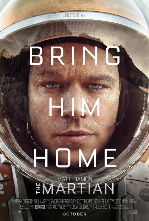The Martian - 2015 | Official Trailers and Movie News