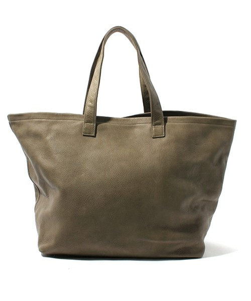 HOUSEHOLD GOODS / LEATHER CARRY BAG(トートバッグ) - ZOZOTOWN