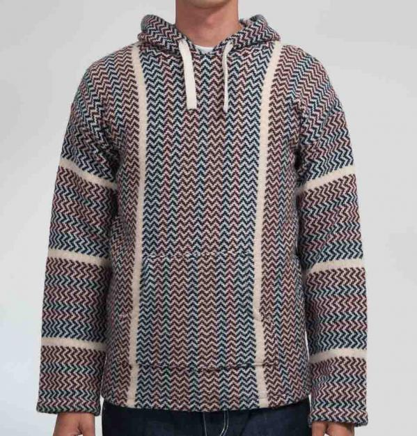 ORALE KNIT(WINE×NAVY) - SON OF THE CHEESE ONLINE SHOP