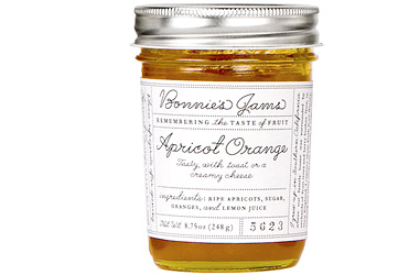 Bonnie's Jams - Apricot Orange Jam