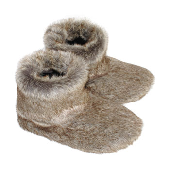 truffle slipper boot