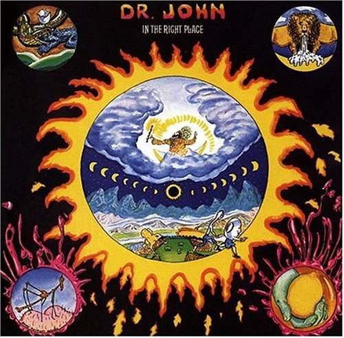 Amazon.co.jp: In the Right Place: Dr. John: 音楽