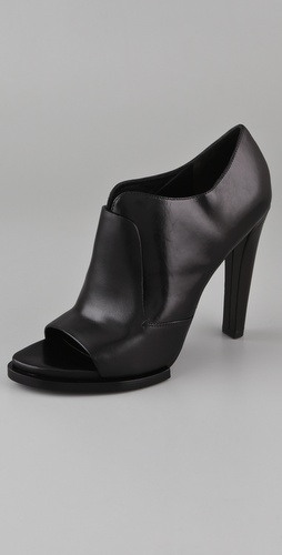 Alexander Wang Luisa Open Toe Booties