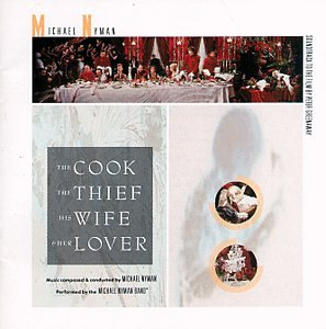 Amazon.co.jp: The Cook, The Thief, His Wife & Her Lover (1989 Film): Michael Nyman: 音楽