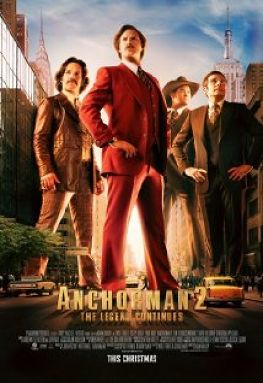 Anchorman 2: The Legend Continues (2013) - Movieler