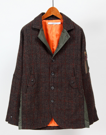 HARRIS TWEED×5BRANDS SPECIAL EDITION | NEWS | BEAUTY & YOUTH UNITED ARROWS