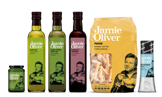 Jamie Oliver | Lovely Package
