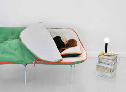 Camp Daybed - Couch + Bed