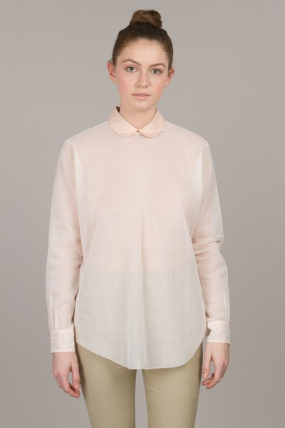 ACNE JUDY COTTON BLOUSE - WOMEN - ACNE - OPENING CEREMONY