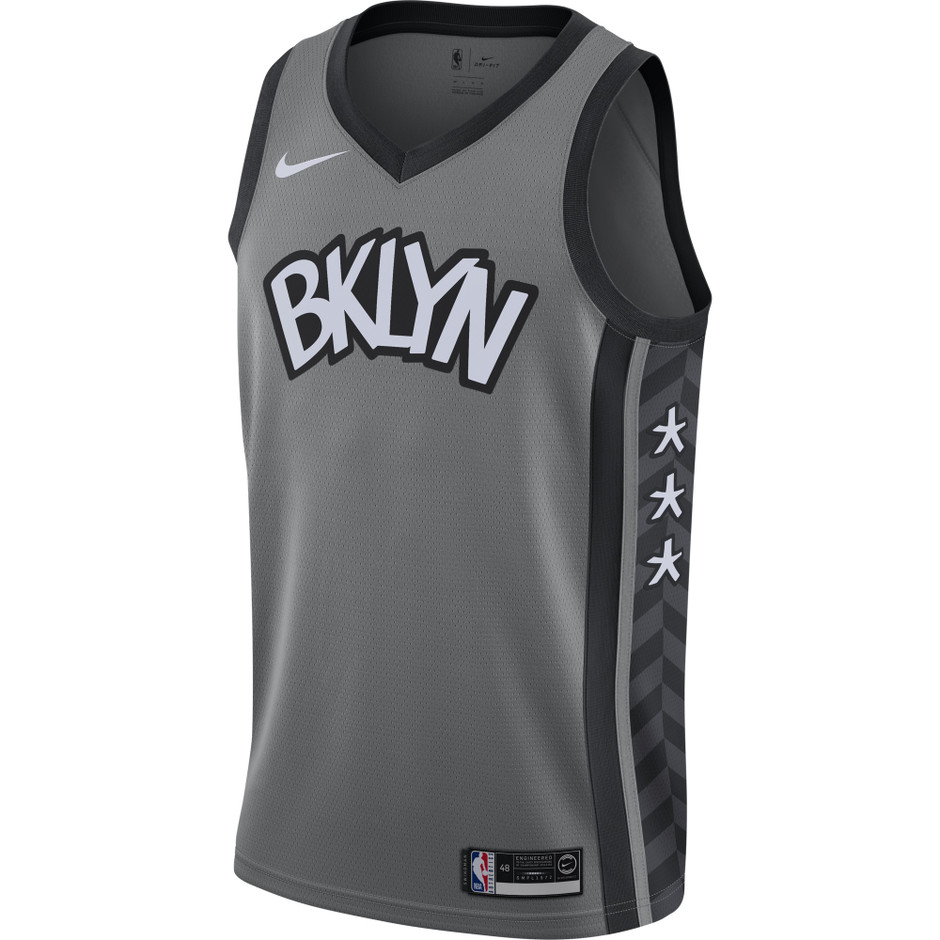Men's Statement Edition Swingman Jersey – Brooklyn Nets