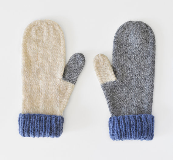 Mittens 007 by SarahMcNeil on Etsy