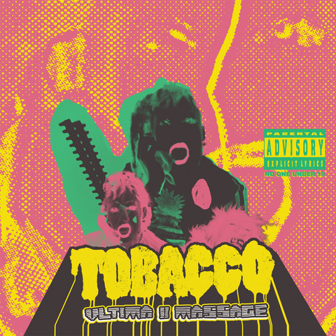 """Ultima II Massage by TOBACCO (Note: Pre-orders include an instant download of the track """"Eruption (Gonna Get My Hair Cut at the End of the Summer)"""" with complete LP delivered on release day. Physical orders ship on or around May 13. If you order additional items with your physical purchase the order will be held to ship complete.) 