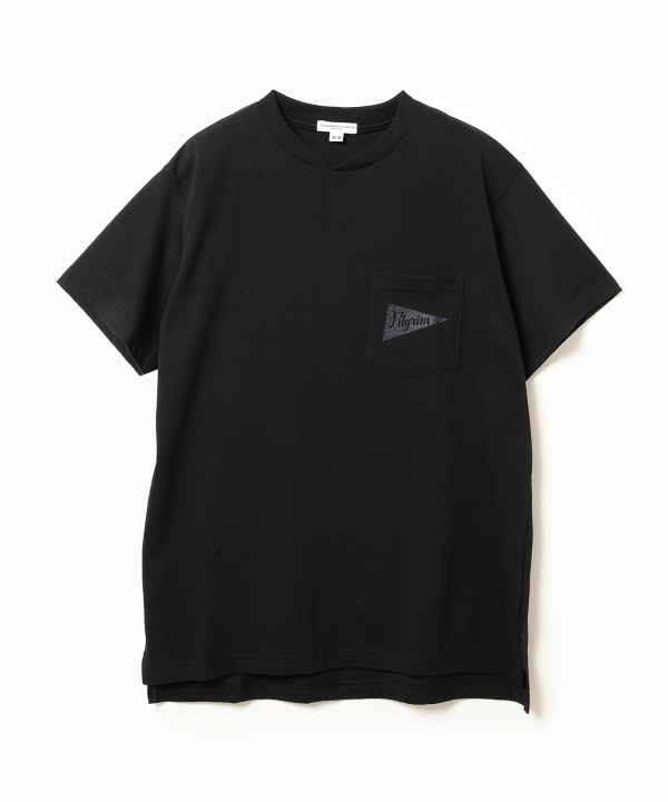 Pilgrim Surf+Supply(ピルグリム サーフ+サプライ)ENGINEERED GARMENTS × Pilgrim Surf+Supply / Team Tee(Tシャツ・カットソー Tシャツ)通販|BEAMS