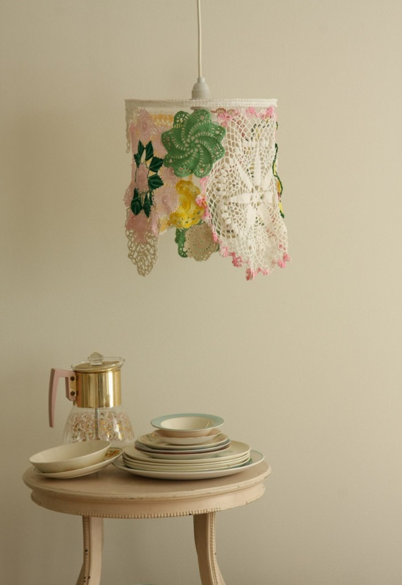 Bouquet Light Shade 3 by nice on Etsy