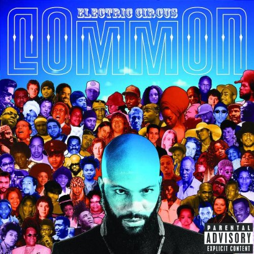 Amazon.com: Electric Circus: Common: Music