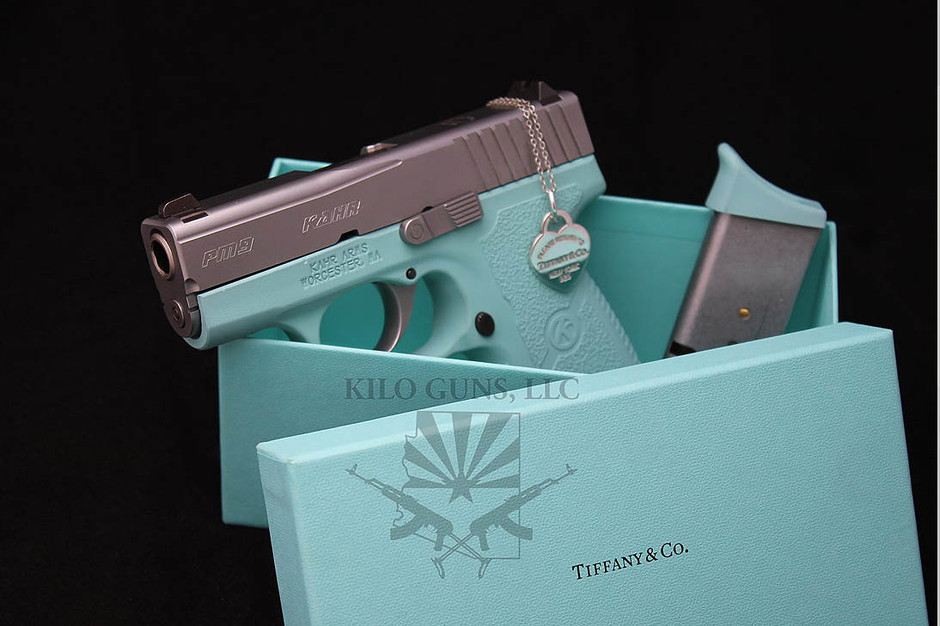 Where can I Buy the Tiffany Blue Kahr Arms PM9?