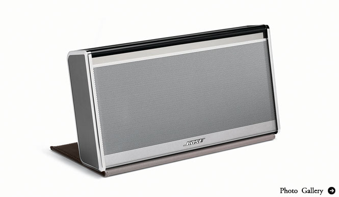 Bose SoundLink Mobile Bluetooth Speaker | Highsnobiety.com
