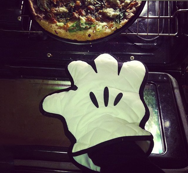 Mickey Mouse Oven Glove - Personalizable   Kitchen Essentials   Disney Store