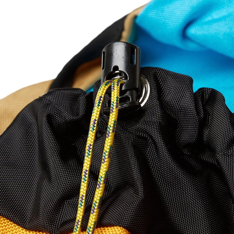 Epperson Mountaineering Climb Pack (Turquoise & Saffron)