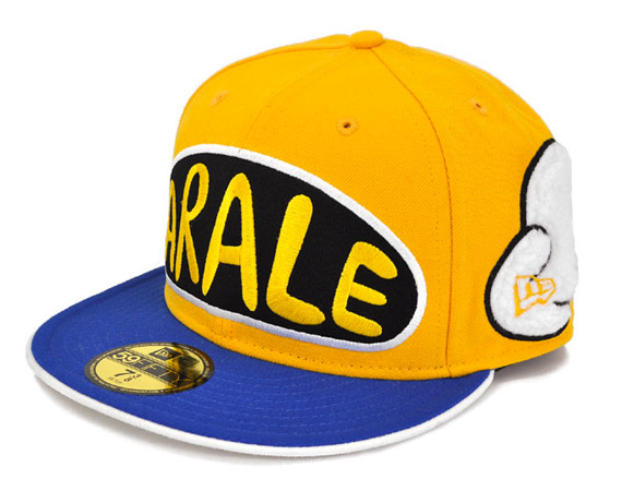 Dr. Slump x New Era - Arale Caps | FreshnessMag.com