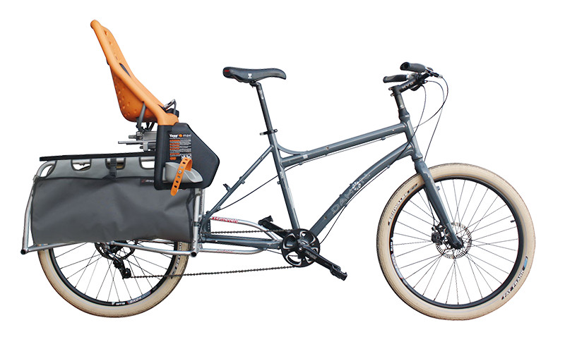 FreeRadical Family | Xtracycle, Inc.