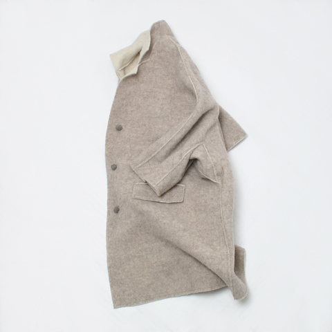DANIELA GREGIS coat alpaca | PLAGUESEARCH