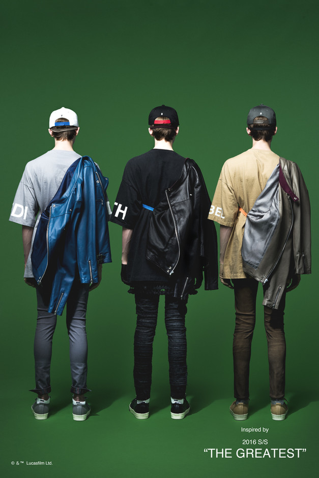 2016SS MENS   COLLECTIONS   UNDERCOVER