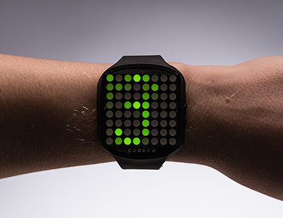 LED DIY Watch Kit by TheBusyRobot on Etsy