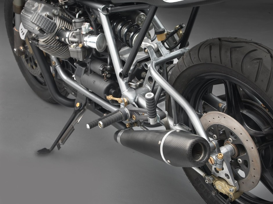 Moto Studio Guzzi 1000 SP 'Moto Lino' - The Bike Shed