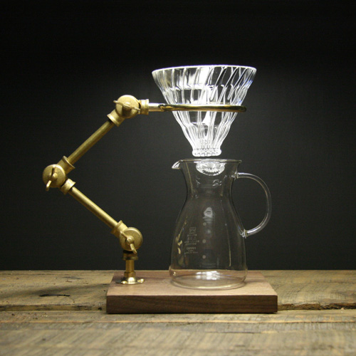 "» The Coffee Registry ""Curator pour over stand""