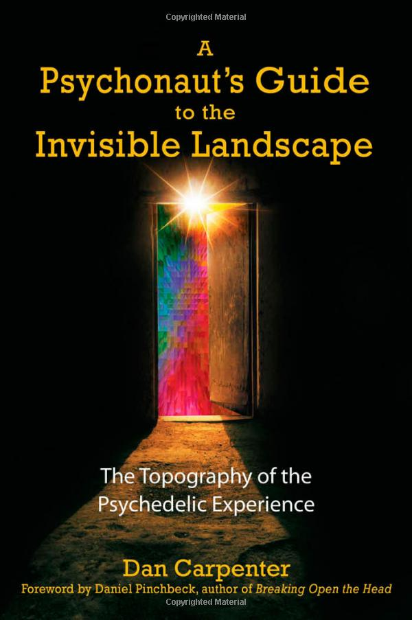 Amazon.com: A Psychonaut's Guide to the Invisible Landscape: The Topography of the Psychedelic Experience (9781594770906): Dan Carpenter, Daniel Pinchbeck: Books