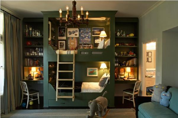Repurposed Bunk Bed | Poetic Home