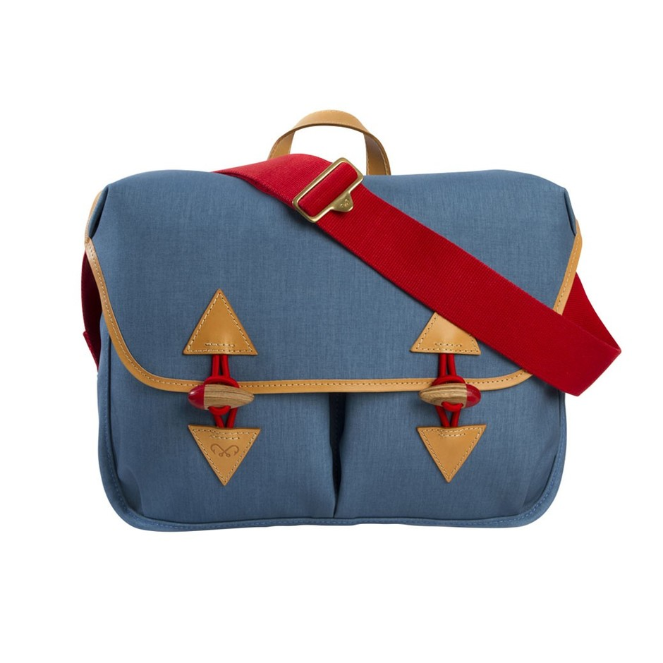 Grisedale Satchel, made in England