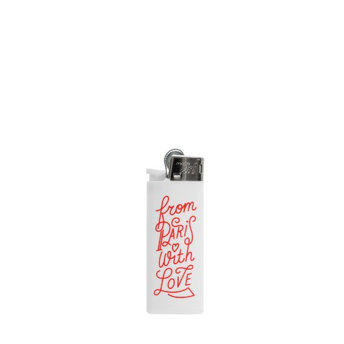 "Briquet Mini Bic ""From Paris With Love"" CEIZER X BIC X COLETTE - colette CEIZER X BIC X COLETTE - colette.fr"