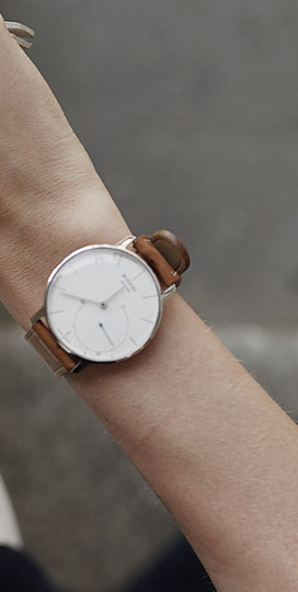 Withings New Smartwatch Looks Good Playing Dumb | TechCrunch