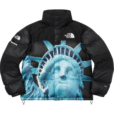 Supreme: Supreme®/The North Face® Statue of Liberty Baltoro Jacket - Black