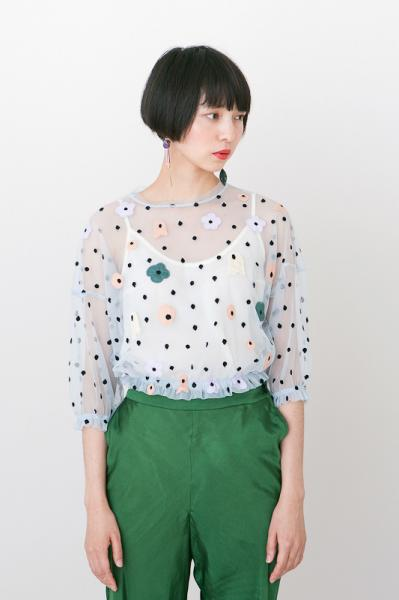 【予約商品】OPHELIA BLOUSE - mother online shop