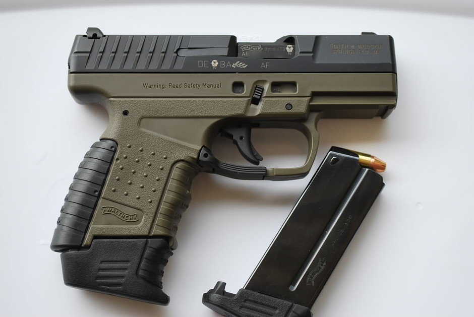 Walther PPS, 9mm, OD, gotta go this time. - Firearms Classifieds - TNGunOwners.com