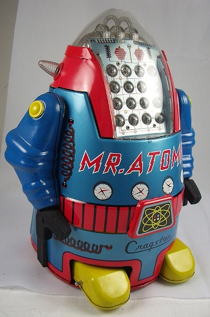 Mr. Atomic robot (repro) | Flickr - Photo Sharing!