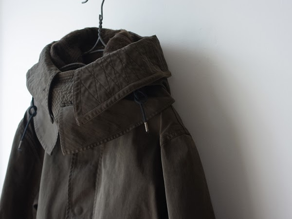 - Ten c - short parka