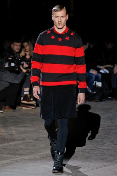 Givenchy Striped Cotton Jersey Sweater | Hypebeast