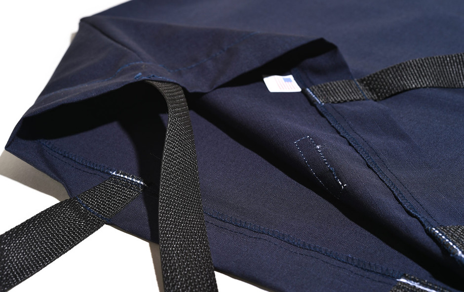 Carry All Tote-Cotton Ripstop-Dk.Navy