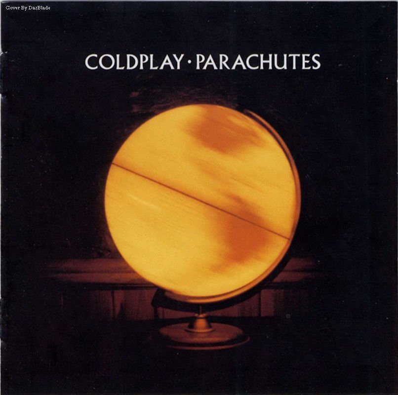 COLDPLAY(LP 180g重量盤) PARACHUTES