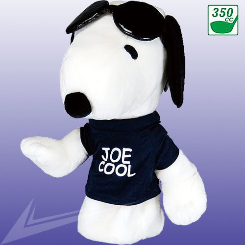 Rakuten: Head cover Snoopy JOE COOL cc 350 H-158 fs3gm- Shopping Japanese products from Japan