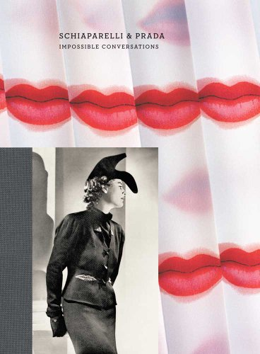 Amazon.co.jp: Schiaparelli and Prada: Impossible Conversations (Metropolitan Museum of Art): Andrew Bolton, Harold Koda, Judith Thurman: 洋書