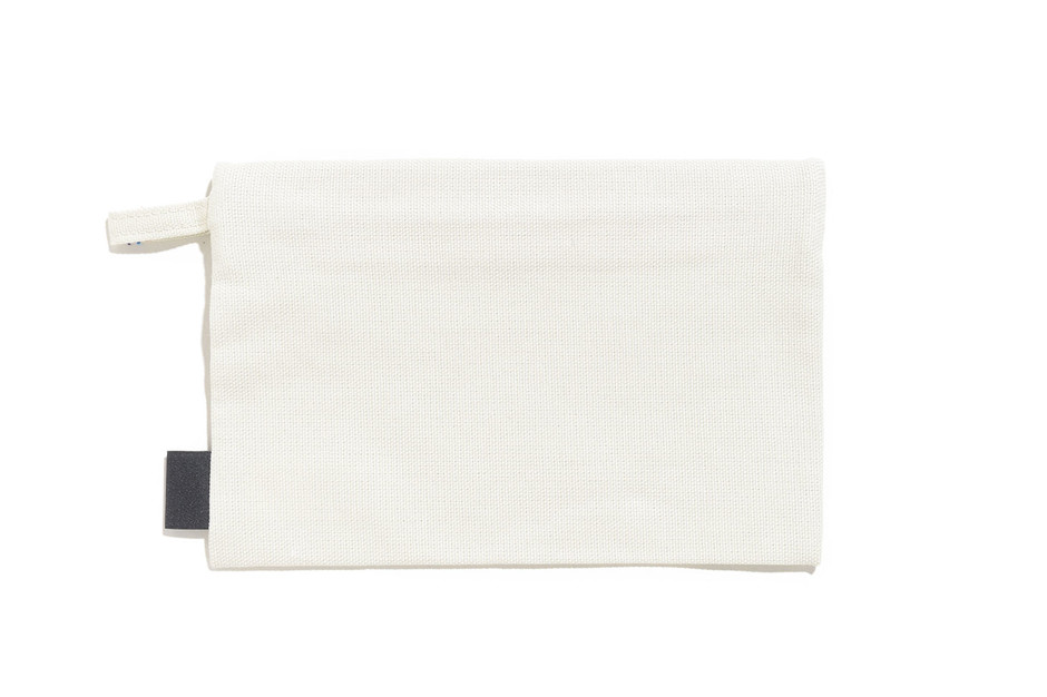 Zippered Pouch-BLBE