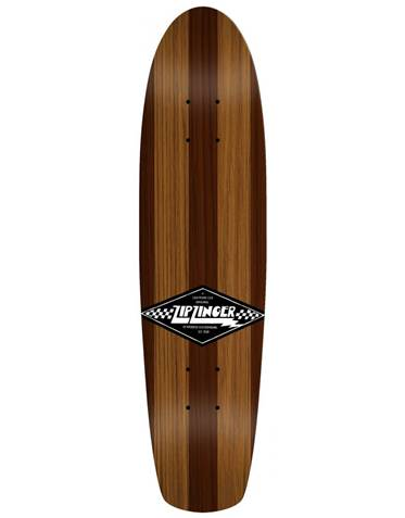 "Krooked | Krooked Kalifornia Dreamin Zip Zinger Deck - 7.5"" at RouteOne"