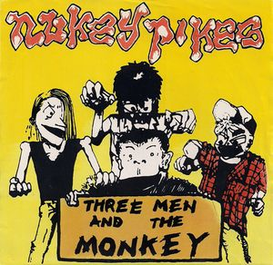 Nukey Pikes - Three Men And The Monkey (Vinyl) at Discogs
