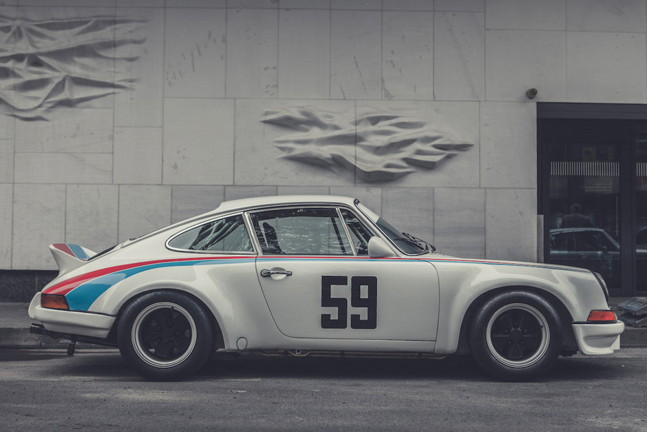 Drive It Day :: Laurent Nivalle   Megadeluxe   For The Love of Speed, Sport & Design